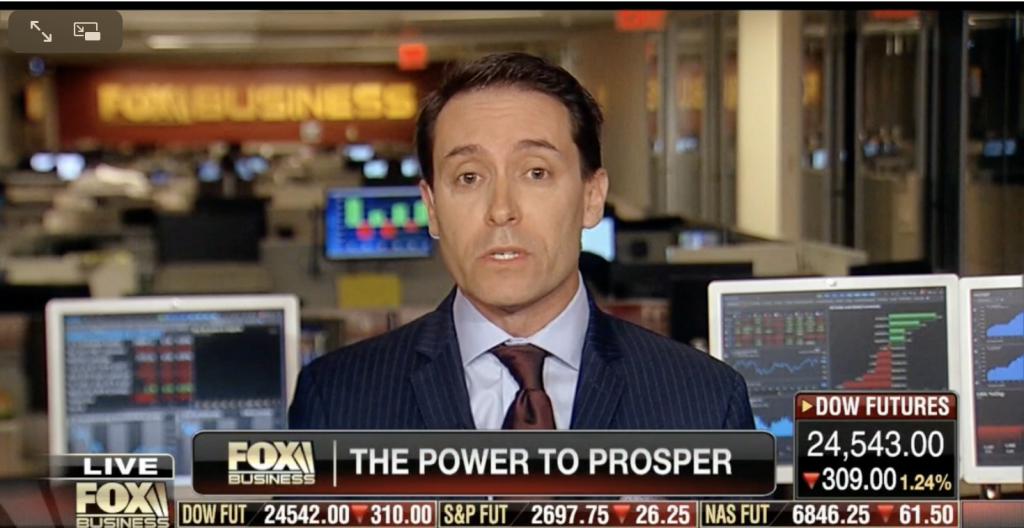 Marc on Fox Business News